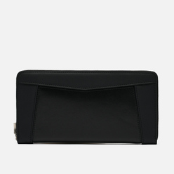Кошелек Master-piece Essential Leather Round Zipper Black