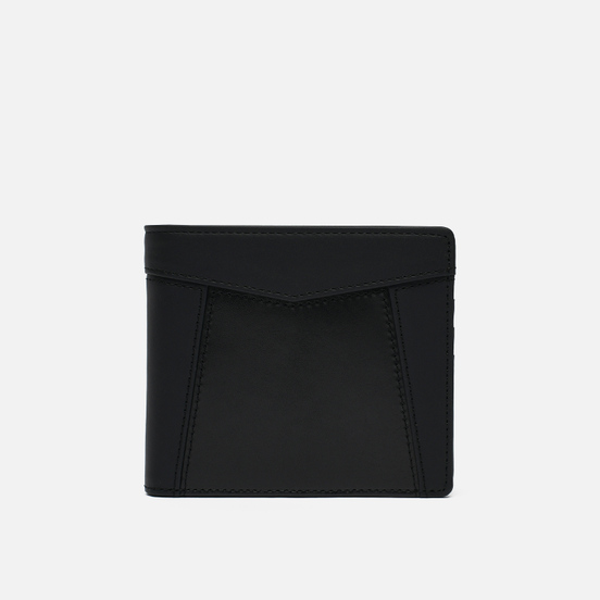 Кошелек Master-piece Essential Leather Bifold Middle Black