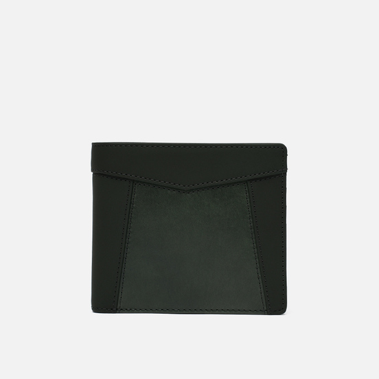 Кошелек Master-piece Essential Leather Bifold Middle Green