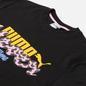 Мужская футболка Puma x Aka Boku Print Black фото - 1