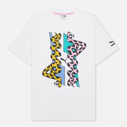 Мужская футболка Puma x Aka Boku Print White