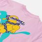 Мужская футболка Puma x Aka Boku Print Pastel Lavender фото - 2