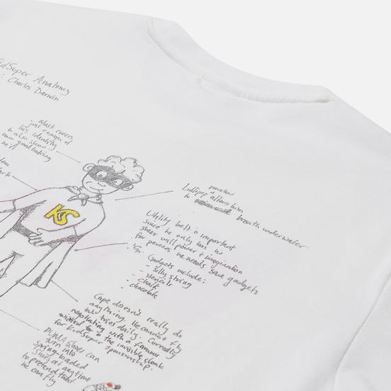 Мужская футболка Puma x Kidsuper Studios Print White