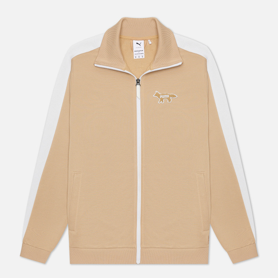 Мужская олимпийка Puma x Maison Kitsune Logo T7 Travertine