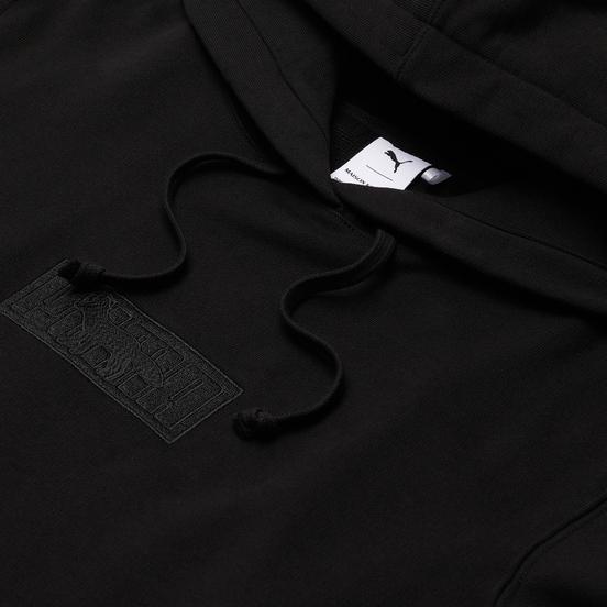 Мужская толстовка Puma x Maison Kitsune Logo Hoodie Black