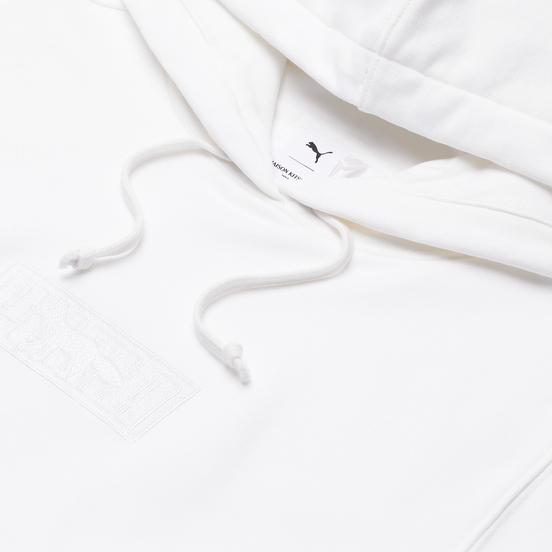 Мужская толстовка Puma x Maison Kitsune Logo Hoodie White