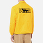 Мужская куртка ветровка Puma x Maison Kitsune Logo Lemon фото - 4