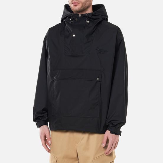 Мужская куртка анорак Puma x Maison Kitsune Logo Black