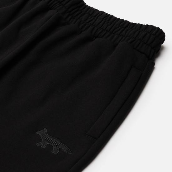 Мужские брюки Puma x Maison Kitsune Logo Black