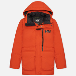 Мужской пуховик Helly Hansen Tromsoe Down Patrol Orange