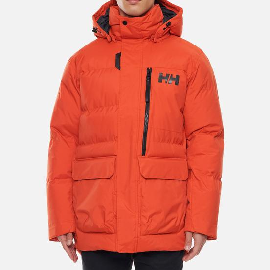 Мужской пуховик Helly Hansen Tromsoe Down Patrol Orange