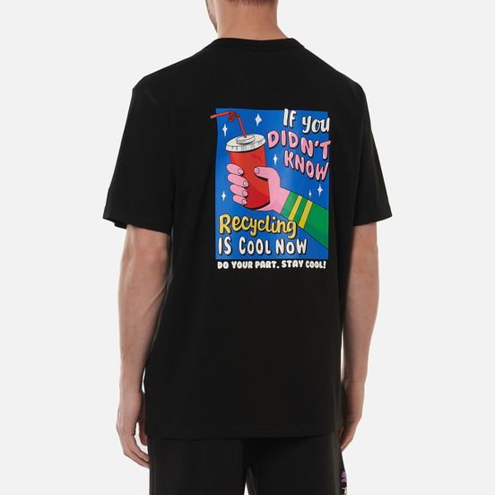 Мужская футболка Puma Downtown Graphic Black