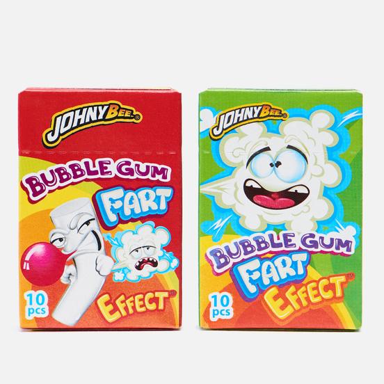 Жевательная резинка Johny Bee Fart Effect Tutti Frutti