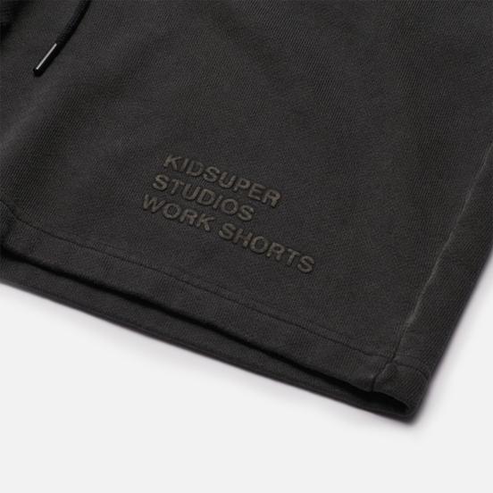 Мужские шорты Puma x Kidsuper Studios Treatment Black