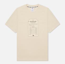 Мужская футболка Puma Rudolf Dassler Legacy Eggnog