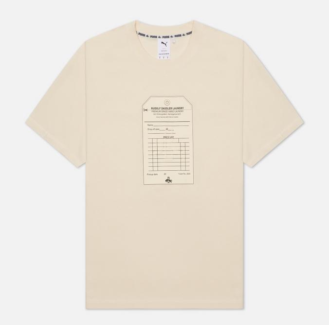Мужская футболка Puma Rudolf Dassler Legacy puma футболка для мальчиков puma alpha aop размер 176