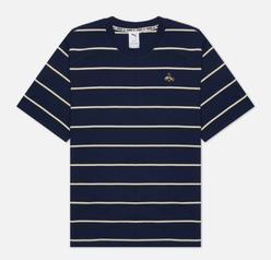 Мужская футболка Puma Rudolf Dassler Legacy Stripes Peacoat