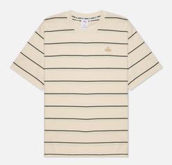 Мужская футболка Puma Rudolf Dassler Legacy Stripes Eggnog