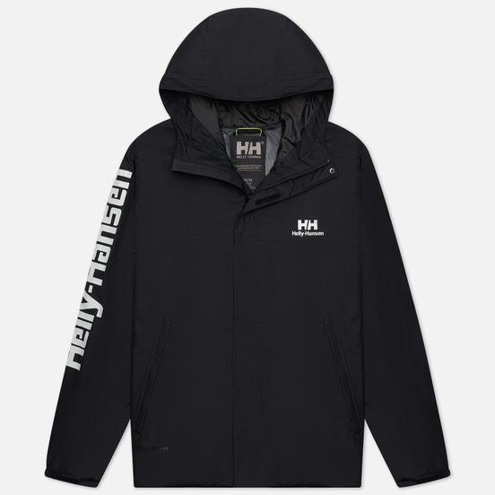 Мужская куртка ветровка Helly Hansen Yu Ervik Black