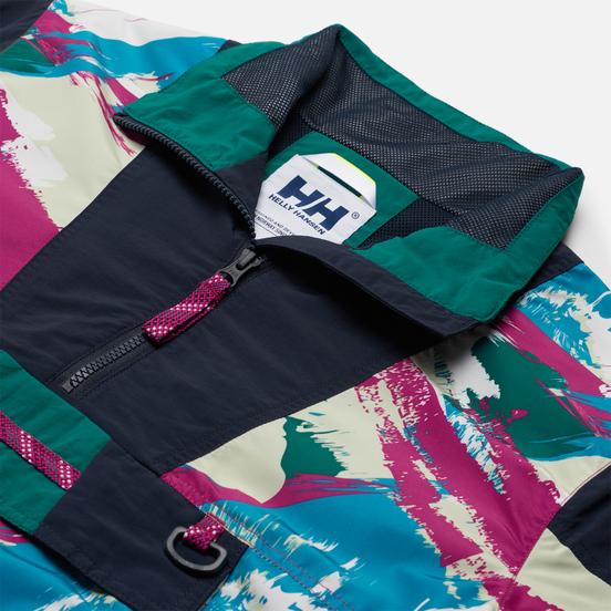 Мужская куртка анорак Helly Hansen YU20 Wind Jade Print
