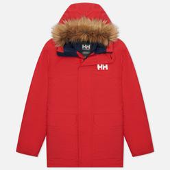 Мужская куртка парка Helly Hansen Classic Red