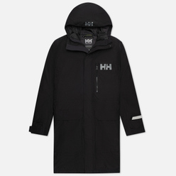 Мужская куртка парка Helly Hansen Rigging Black