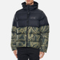 Мужской пуховик Helly Hansen Active Puffy Beluga/Green фото - 2