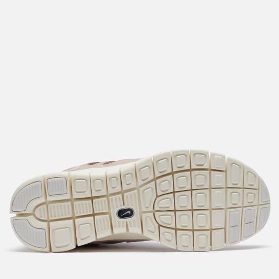 Мужские кроссовки Nike Free Run 2 Pure Platinum/Fossil Stone/Wolf Grey
