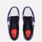 Мужские кроссовки Jordan Air Jordan 1 Low Court Purple Court Purple/Black/White/Hot Punch фото - 1