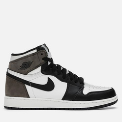 Мужские кроссовки Jordan Air Jordan 1 Retro High OG Sail/Black/Dark Mocha/Black