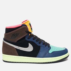 Мужские кроссовки Jordan Air Jordan 1 Retro High OG Tokyo Bio Hack Baroque Brown/Racer Pink/Black