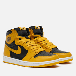 Мужские кроссовки Jordan Air Jordan 1 Retro High OG Pollen Pollen/White/Black