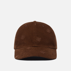 Кепка Bronze 56K All Over Embroidered Brown