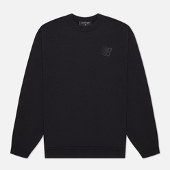 Мужская толстовка Bronze 56K B Logo Crew Neck Off Black