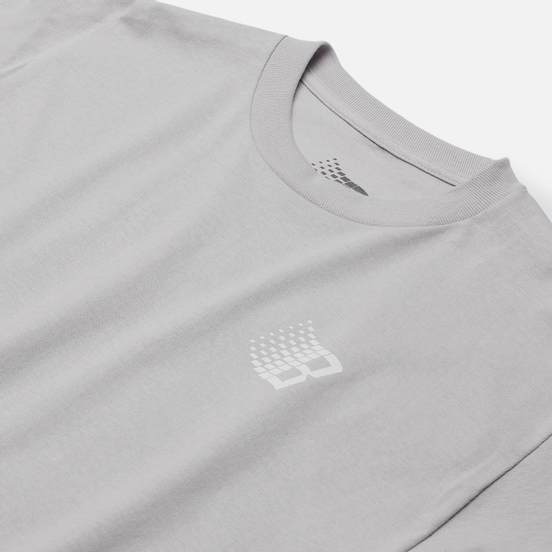 Мужская футболка Bronze 56K B Logo Digi Camo Silver