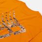Мужской лонгслив Bronze 56K B Logo Tree Orange фото - 2