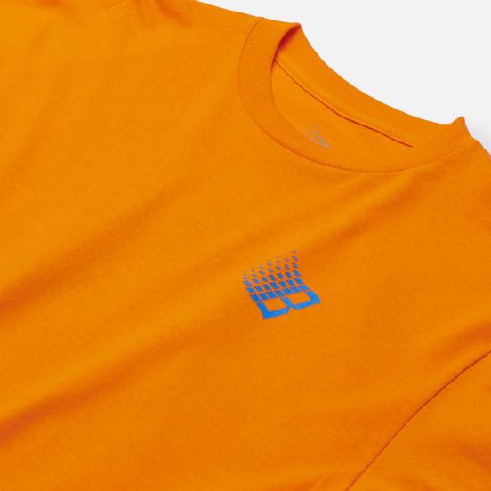 Мужской лонгслив Bronze 56K B Logo Tree Orange