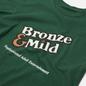 Мужская футболка Bronze 56K Bronze & Mild Forest Green фото - 1