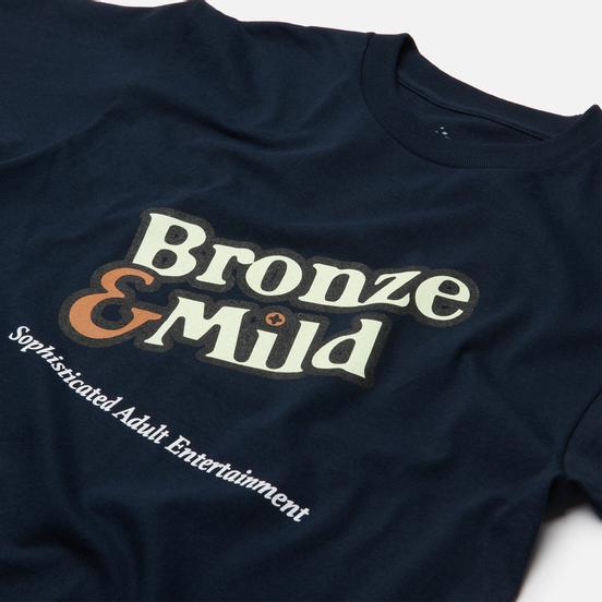 Мужская футболка Bronze 56K Bronze & Mild Navy