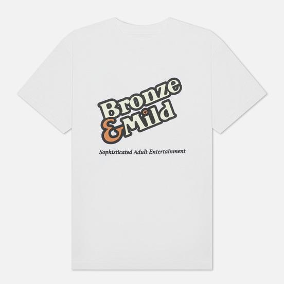 Мужская футболка Bronze 56K Bronze & Mild White