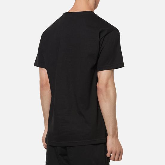 Мужская футболка Bronze 56K Chisel Black