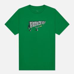 Мужская футболка Bronze 56K Chisel Kelly Green