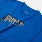 Мужская футболка Bronze 56K Chisel Royal Blue фото - 1