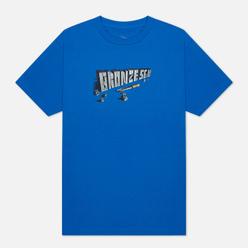 Мужская футболка Bronze 56K Chisel Royal Blue