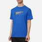 Мужская футболка Bronze 56K Chisel Royal Blue фото - 2