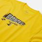 Мужская футболка Bronze 56K Chisel Yellow фото - 1