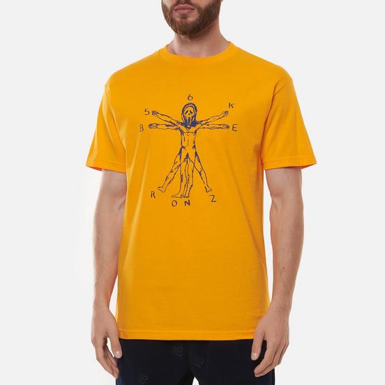Мужская футболка Bronze 56K Duality Gold