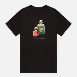 Мужская футболка Bronze 56K Fragrance Black