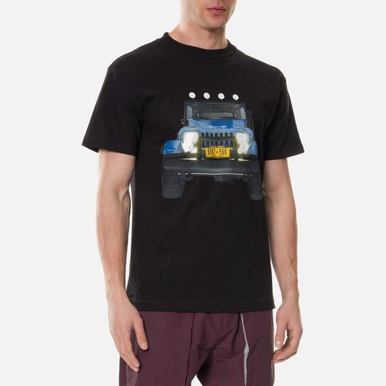 Мужская футболка Bronze 56K Jeep Black