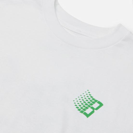 Мужская футболка Bronze 56K VX B Logo White